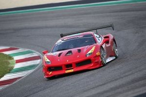 #556 Ferrari 488 Challenge, Al Tayer Dubai: Abduirahman Addas