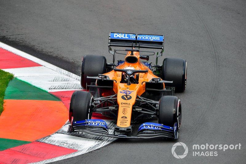 13 - Carlos Sainz Jr., McLaren MCL34