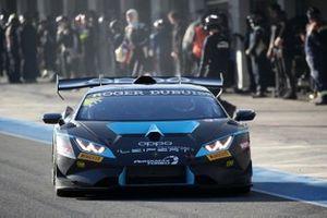 #277 Huracan Super Trofeo Evo, Leipert Motorsport: Philip Kadoorie, Dan Wells