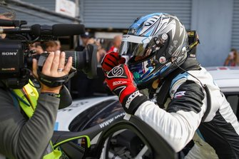 Race winner Josh Files, Target Competition Hyundai i30 N TCR