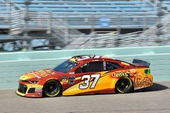 Chris Buescher, JTG Daugherty Racing, Chevrolet Camaro Honey Nut Cheerios
