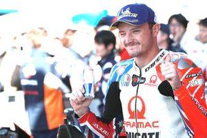 Derde plaats Jack Miller, Pramac Racing
