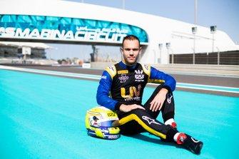 Luca Ghiotto, UNI Virtuosi Racing Racing
