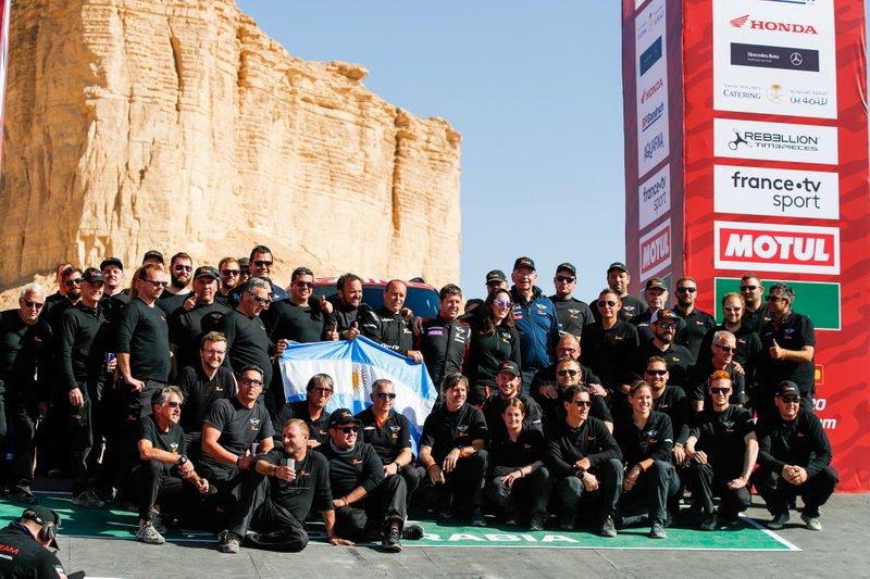 #311 JCW X-Raid Team: Orlando Terranova, Bernardo Graue