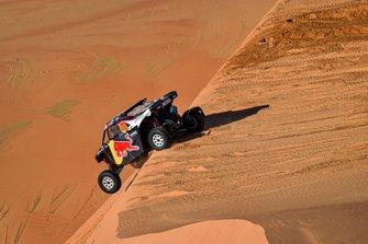#409 Red Bull Off-Road Team USA OT3: Blade Hildebrand, Francois Cazalet