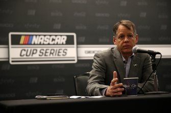 Daryl Wolfe, NASCAR Executive Vice President and Chief Sales & Operations Office