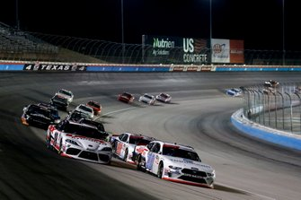 Harrison Burton, Joe Gibbs Racing, Toyota Supra Dex Imaging, Cole Custer, Stewart-Haas Racing, Ford Mustang Thompson Pipe Group