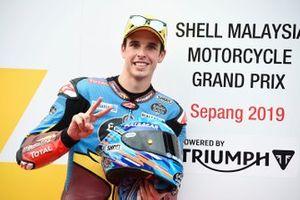 Pole sitter Alex Marquez, Marc VDS Racing