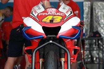 Обтекатель мотоцикла Desmosedici GP20 Джека Миллера, Pramac Racing