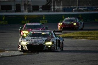 #88 WRT Speedstar Audi Sport Audi R8 LMS GT3, GTD: Mirko Bortolotti, Rolf Ineichen, Daniel Morad, Dries Vanthoor