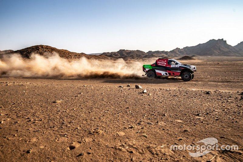 Yazeed Al-Rajh, Toyota Overdrive