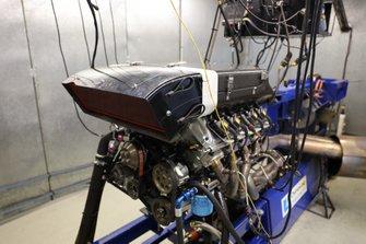 Kelly Racing KR001 Ford V8 engine