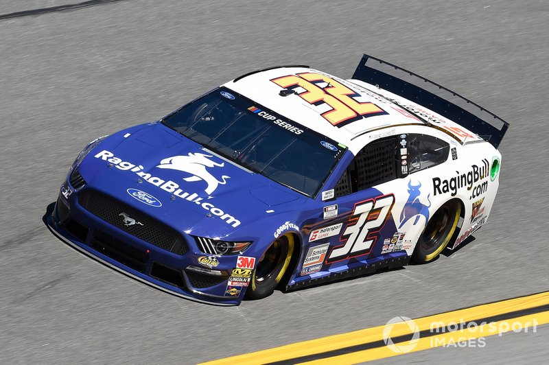 #32: Corey LaJoie, Go FAS Racing, Ford Mustang