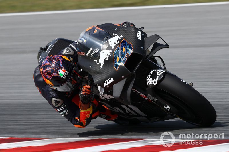 7º Pol Espargaro, Red Bull KTM Factory Racing - 1:58.610
