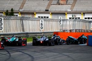 Stoffel Vandoorne, Mercedes Benz EQ Formula, EQ Silver Arrow 01 Oliver Rowland, Nissan e.Dams, Nissan IMO2, Daniel Abt, Audi Sport ABT Schaeffler, Audi e-tron FE06