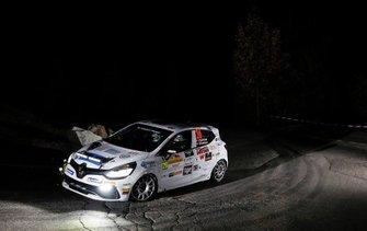 Ismael Vuistiner, Florine Kummer, Renault Clio R3T, Vuistin Team