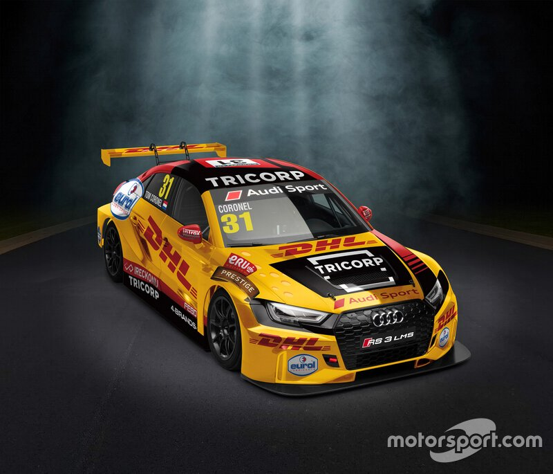 Tom Coronel, Audi RS 3 LMS