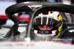 Thomas Preining, Rookie Test Driver for Tag Heuer Porsche, Porsche 99x Electric