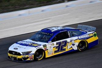 Corey LaJoie, Go FAS Racing, Ford Mustang Kansasland