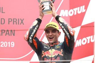 Podio: tercer lugar Jorge Martin, KTM Ajo
