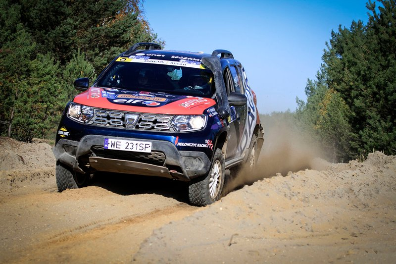 Baja Europe, Dacia Duster Elf Cup 2019