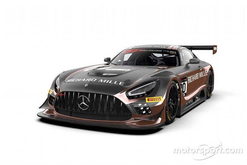 Mercedes-AMG GT3, SPS Automotive