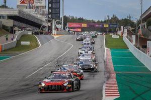 #87 AKKA ASP Mercedes-AMG GT3: Thomas Drouet, Konstantin Tereschenkoÿ, Simon Gachet