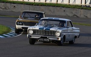 Roy Pierpoint Cup, Jarvis Treluyer Ford Falcon