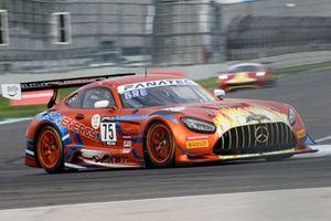 #75 SunEnergy 1 Racing Mercedes-AMG GT3 GT3: Kenny Habul, Martin Konrad , Mikaël Grenier