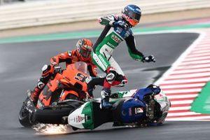 Caída de Alex Márquez, Team LCR Honda