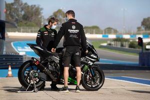 Alex Lowes, Kawasaki Racing Team Kawasaki ZX10RR