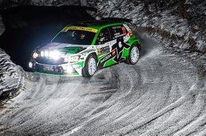 Marco Bulacia, Marcelo Der Ohannesian, Skoda Fabia Rally2