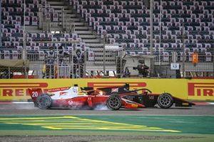 Mick Schumacher, Prema Racing battles with Callum Ilott, UNI-Virtuosi