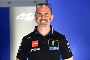 Massimo Meregalli, Yamaha Factory Racing