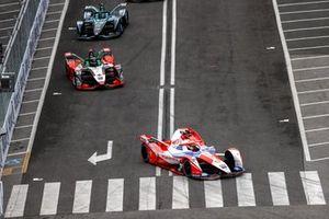 Alex Lynn, Mahindra Racing, M7Electro, Rene Rast, Audi Sport ABT Schaeffler, Audi e-tron FE07, Tom Blomqvist, NIO 333, NIO 333 001