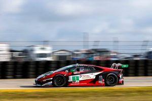#1 Paul Miller Racing Lamborghini Huracan GT3, GTD: Madison Snow, Corey Lewis, Bryan Sellers