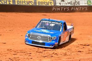 Jessica Friesen, Halmar Friesen Racing, Toyota Tundra Halmar International
