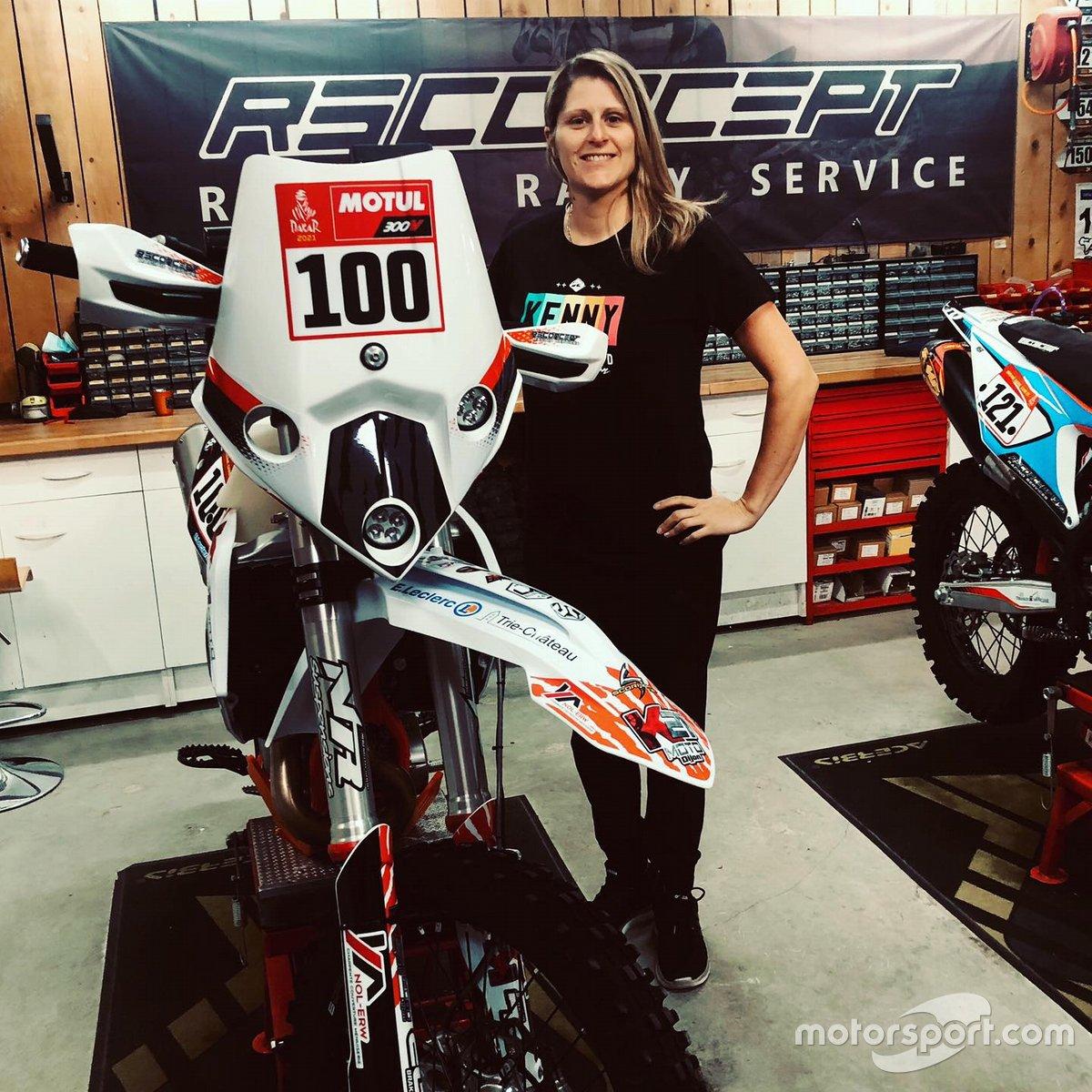 #100 Audrey Rossat