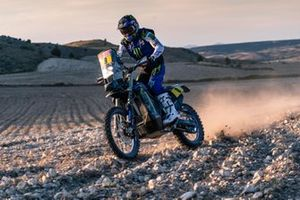 #8 Monster Energy Yamaha Rally Team: Franco Caimi