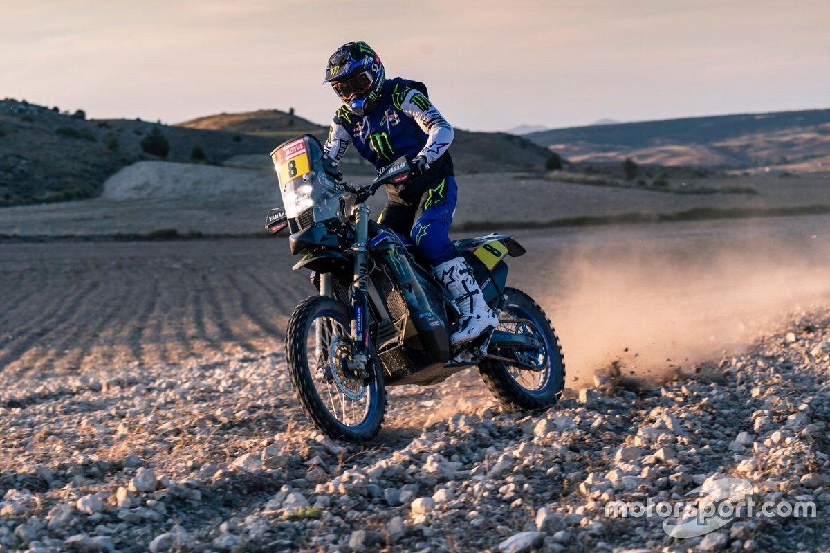#8 Monster Energy Yamaha Rally Team: Franco Caimi