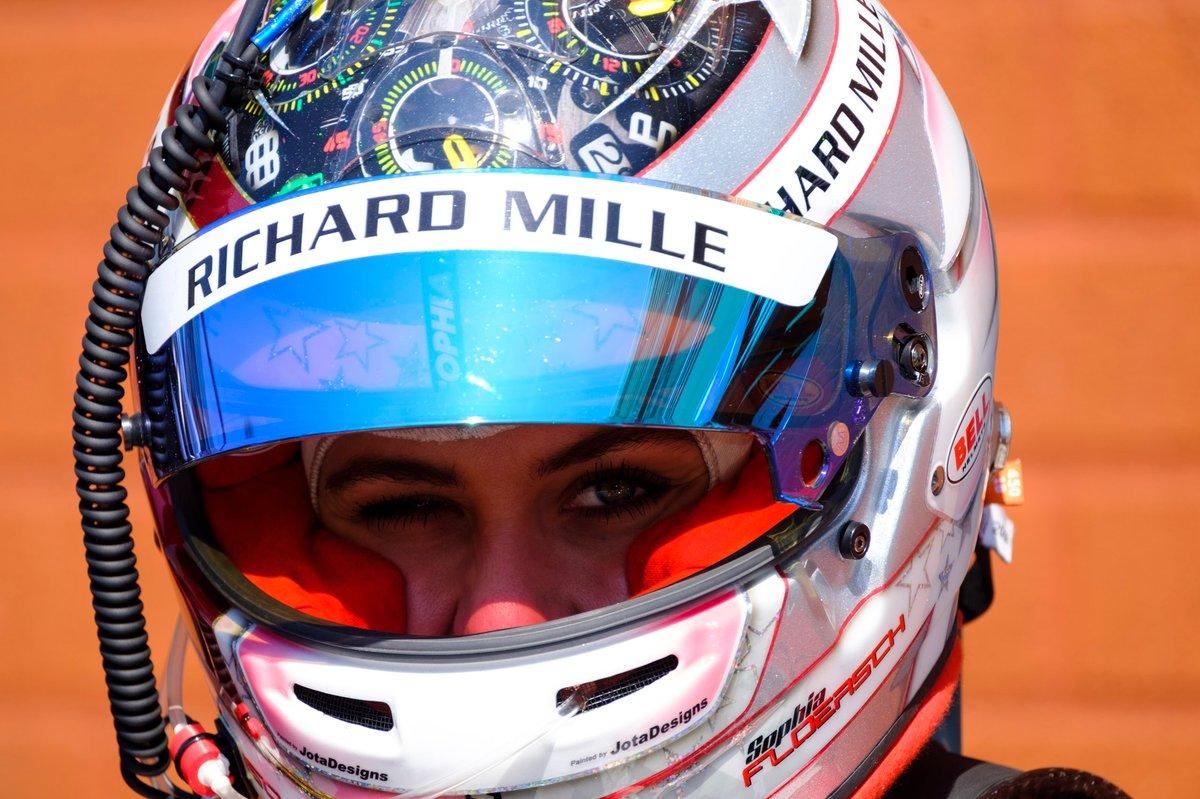#1 Richard Mille Racing Team Oreca 07 - Gibson: Sophia Flörsch