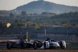 Andre Lotterer, Tag Heuer Porsche, Porsche 99X Electric, Stoffel Vandoorne, Mercedes Benz EQ, EQ Silver Arrow 02