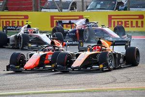 Giuliano Alesi, MP Motorsport et Ralph Boschung, Campos Racing