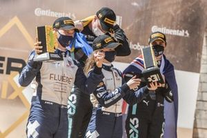 Catie Munnings, Timmy Hansen, Andretti United Extreme E Molly Taylor, Johan Kristoffersson, Rosberg X Racing