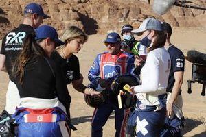 Sara Price, Chip Ganassi Racing, Christine Giampaoli Zonca, Hispano Suiza Xite Energy Team, Kyle Leduc, Segi TV Chip Ganassi Racing, Catie Munnings, Andretti United Extreme E