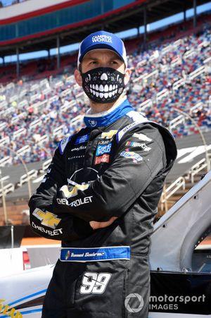 Daniel Suarez, Young's Motorsports, Chevrolet Silverado Freeway Insurance