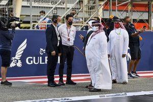 Prins Salman bin Hamad bin Isa Al Khalifa, kroonprins van Bahrein
