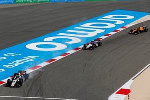 Christian Lundgaard, ART Grand Prix, Pedro Piquet, Charouz Racing System e Jack Aitken, Campos Racing