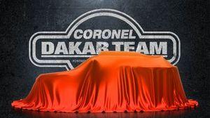 Visual presentatie Coronel Dakar Team