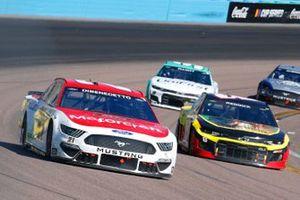 Matt DiBenedetto, Wood Brothers Racing, Ford Mustang Motorcraft/Quick Lane, Tyler Reddick, Richard Childress Racing, Chevrolet Camaro